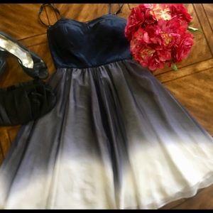 Precious Antonio Melani Spaghetti Strap Dress-S2
